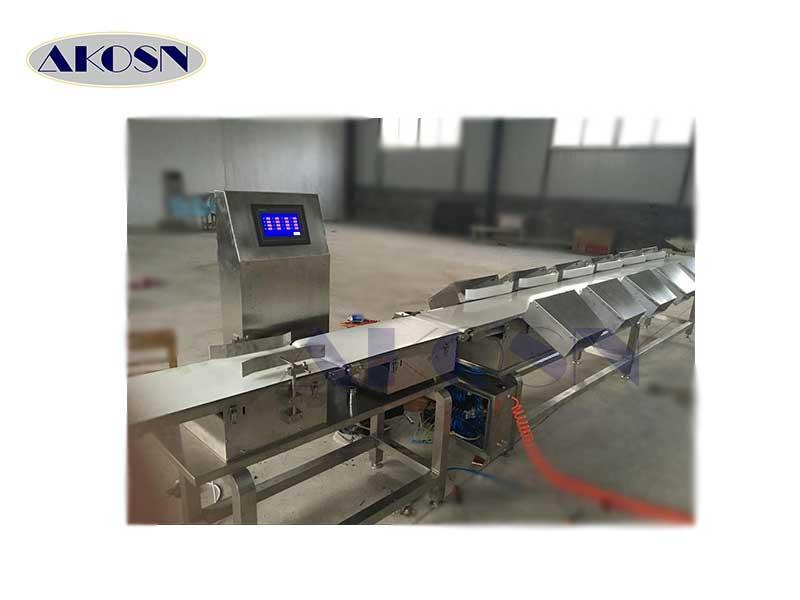 重量分选机CWS-200-12
